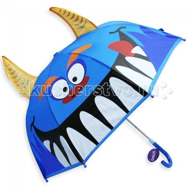 Детские зонтики Зонт Монстрик 46 см, Ami&Co (AmiCo)
