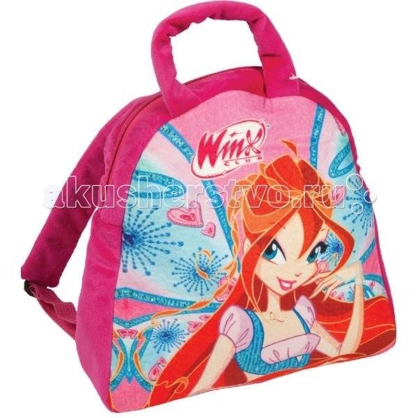 Сумки для детей Мягкий рюкзак Winx, Мульти-пульти