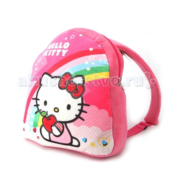 Сумки для детей Мягкий рюкзак Hello Kitty V91789/30, Мульти-пульти