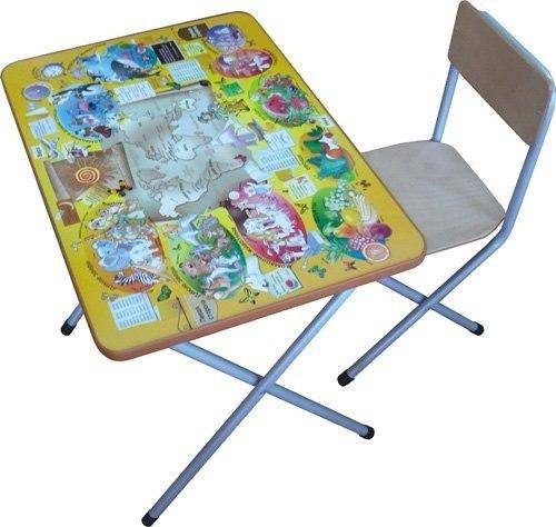 Столы и стулья Комплект детской мебели Досуг №3, Фея