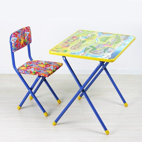 Столы и стулья Комплект детской мебели Досуг №2, Фея