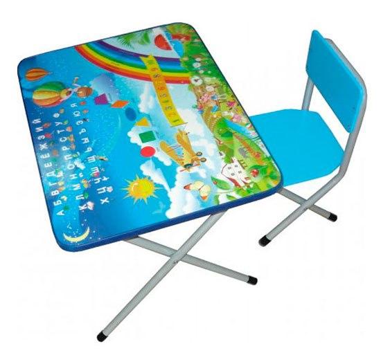 Столы и стулья Комплект детской мебели Досуг №1, Фея