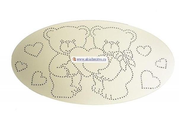 Аксессуары для мебели Аппликация к комоду Gioco LUX, Baby Italia