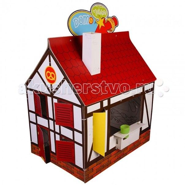 Палатки-домики Детский домик-раскраска cменный декор, Yoh-ho!