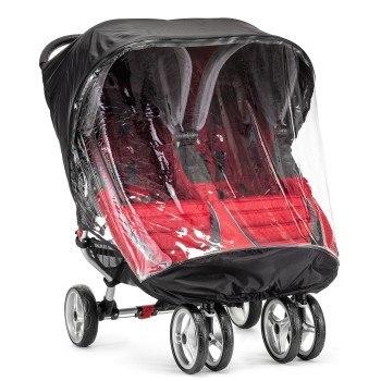 Дождевики для моделей City Mini Double и City Mini GT Double для двойняшек, Baby Jogger