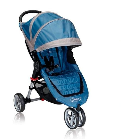 Прогулочные коляски City Mini Single, Baby Jogger