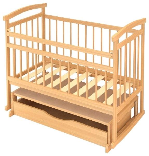 Детские кроватки Аленка 3 маятник, Бэби Бум
