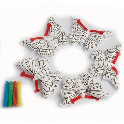 Раскраски Бабочки-чародейки, Мир детства