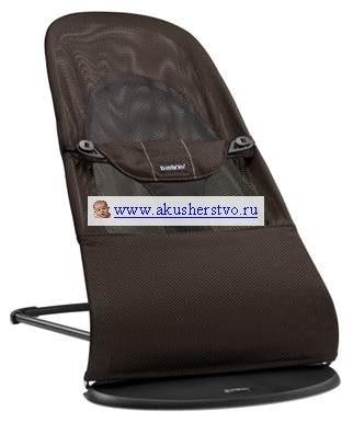 Кресла-качалки, шезлонги Кресло-шезлонг Balance Soft Air, BabyBjorn