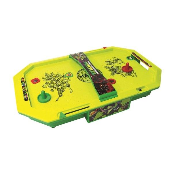 Игры для школьников Настольный аэрохоккей TMNT, Turtles