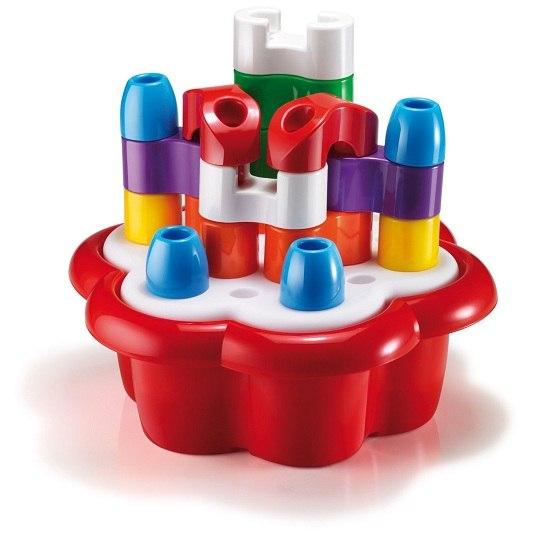Развивающие игрушки Набор Замок (20 элементов), Quercetti