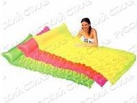 Матрас надувной для воды с волнистой поверхностью (229х86 см), Intex (Интекс)