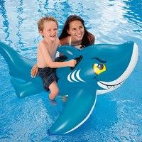 "Игрушка надувная ""акула"", 154х104 см, Intex (Интекс)"