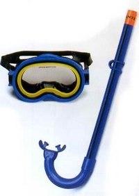 """Набор для плавания """"adventurer swim set"""" (маска с трубкой), Intex (Интекс)"""