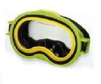 """Маска для плавания """"sea scan swim masks"""" (салатовая), Intex (Интекс)"""