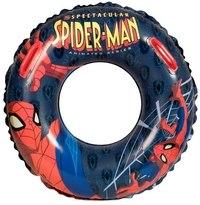 """Большой плавательный круг """"spiderman"""" с ручками, Halsall Toys Internationals"""