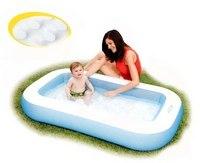 Надувной бассейн, 166х100х28 см, Intex (Интекс)