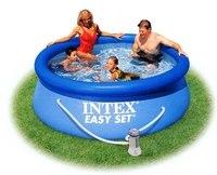 """Надувной бассейн """"intex easy set pool"""", Intex (Интекс)"""