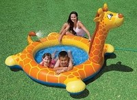 """Бассейн """"жираф"""", 208х165х122 см, Intex (Интекс)"""