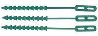 Регулируемый крепеж для стеблей растений, 50 штук, Grinda (Гринда)