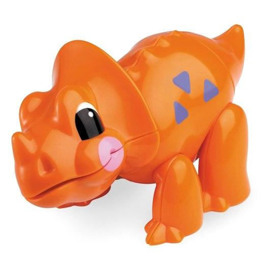 Развивающие игрушки Трицератопс, Tolo Toys