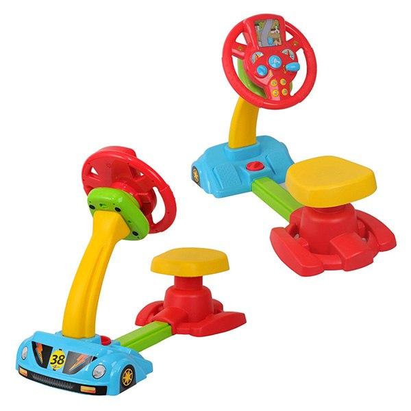 Игровые центры Счастливый водитель, Playgo