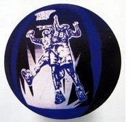 """Мяч баскетбольный """"под щитом"""", черно-синий, Shantou Gepai"""