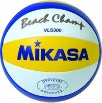 Мяч волейбольный пляжный vls300, Mikasa