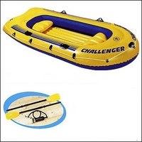 "Надувная лодка ""challenger-2"", Intex (Интекс)"