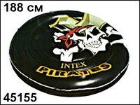 """Надувной плот """"пиратский остров"""", Intex (Интекс)"""
