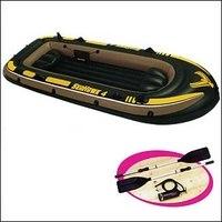 """Надувная лодка """"seahawk-400"""", 35 х145 х48 см, Intex (Интекс)"""