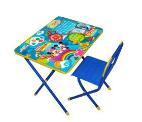Столы и стулья Набор мебели №2 Микки Маус, Дэми