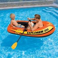 Надувная двухместная лодка, Intex (Интекс)