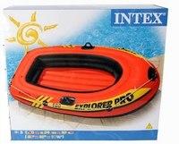 "Надувная лодка ""explorer 100 pro"", Intex (Интекс)"