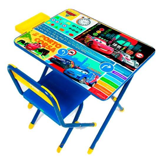 Столы и стулья Набор мебели №2 Молния Маккуин (Тачки 1), Дэми