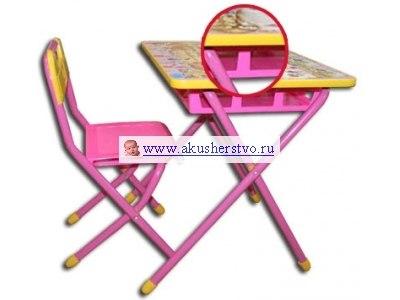 Столы и стулья Набор мебели №3 Веселые гномы, Дэми