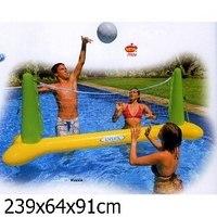 Надувная сетка, для водного волейбола., Intex (Интекс)