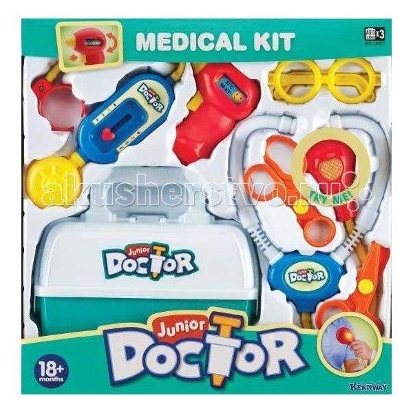 Ролевые игры Игровой набор Мой доктор, Keenway