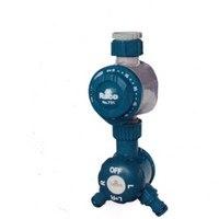 Таймер для подачи воды, механический, в комплекте с распределителем двухканальным, Raco (Рако)