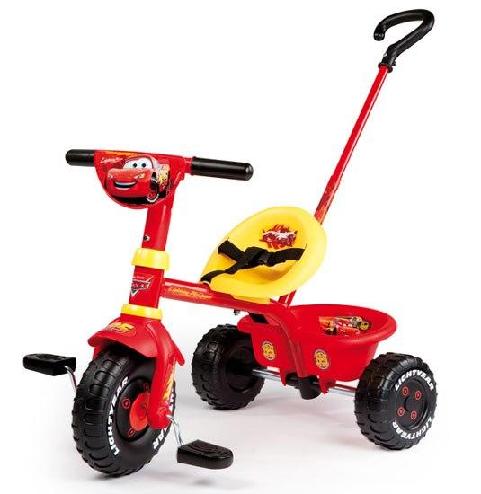Трехколесные велосипеды Be Fun Cars, Smoby