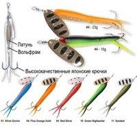 Блесна вращающаяся flying eel spinner 3, 16 г/04, Savage Gear