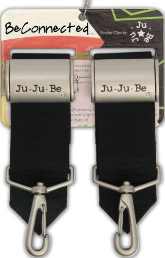 Аксессуары для колясок Крепления к коляске Connected Clips, Ju-Ju-Be
