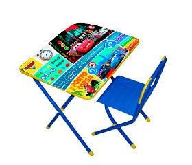 Столы и стулья Disney Набор мебели №2 Молния Маккуин (Тачки 2), Дэми