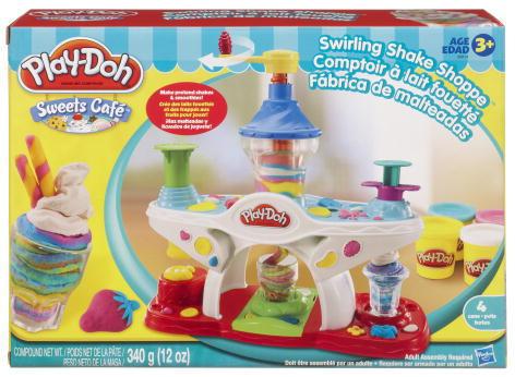 Пластилин Hasbro Игровой набор Фабрика сладостей, Play-Doh