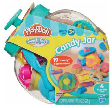 Пластилин Hasbro Игровой набор Банка со сладостями, Play-Doh