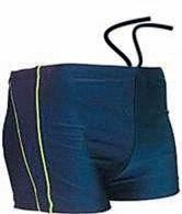 Плавки-шорты детские для бассейна, пайпинг (размер 40), Atemi