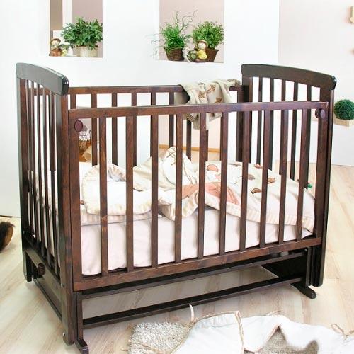 Детские кроватки Марина С-702 (маятник поперечный) Звезды, Можга (Красная Звезда)