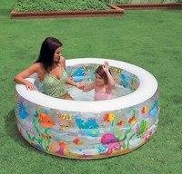 "Бассейн детский ""аквариум"", 152х56 см, Intex (Интекс)"