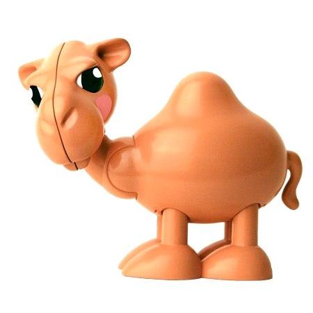 Развивающие игрушки Верблюд Первые друзья, Tolo Toys