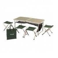 "Набор складной мебели ""ftfs-1"" (зеленый), Greenеll"